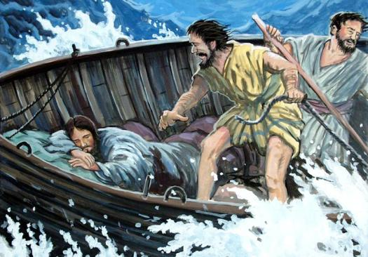 jesus-sleeping-in-boat-at-peace-in-storm